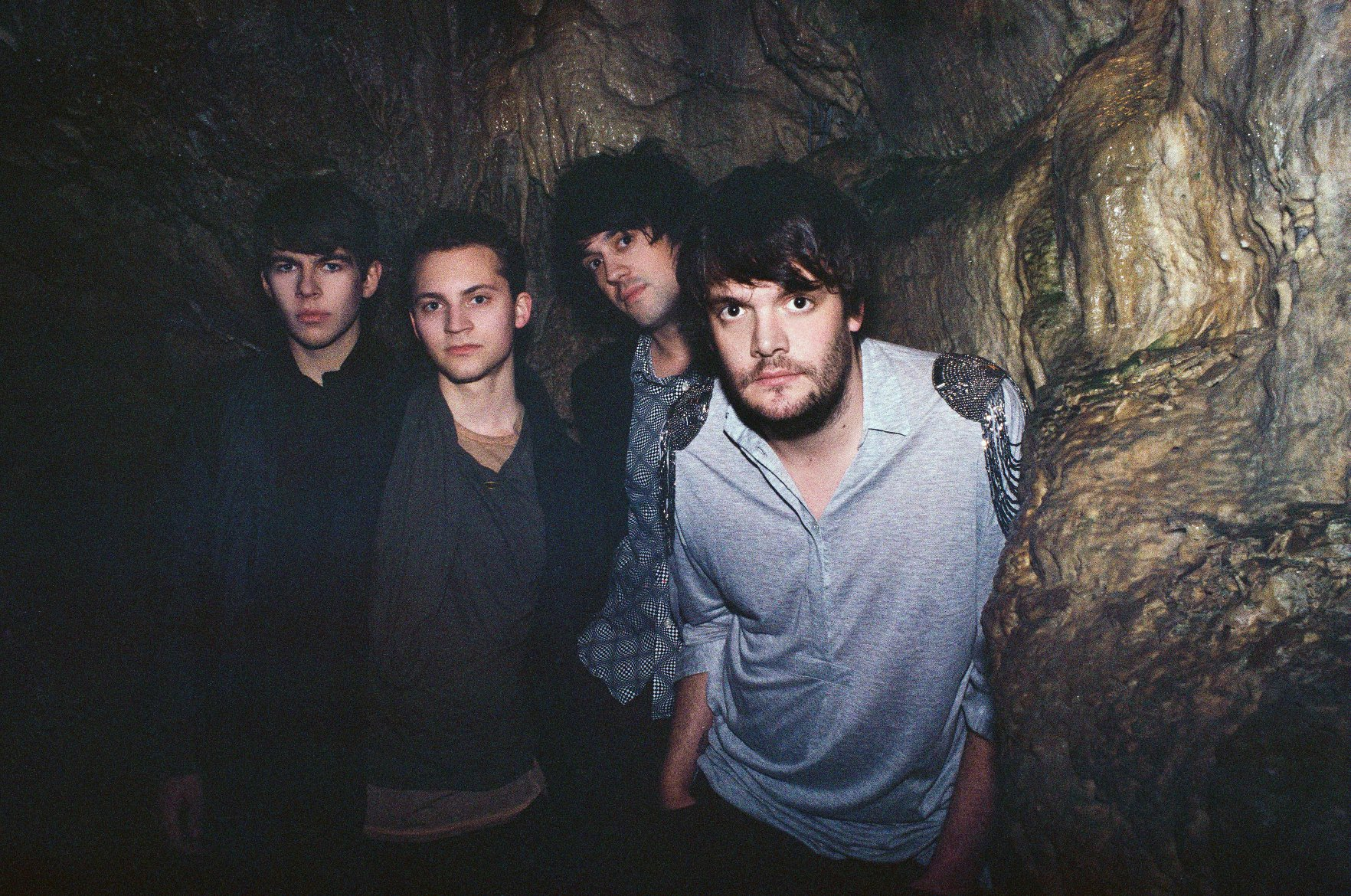 The Klaxons // Merok Records